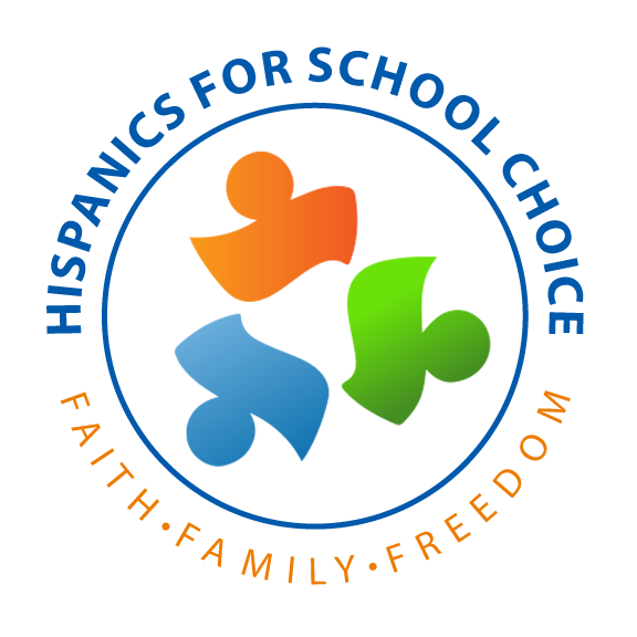 Hispanics for School Choice Logo